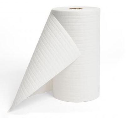 SCRIM TOWEL WHITE 49CM X 70M 3/CTN