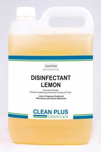 DISINFECTANT LEMON 15L