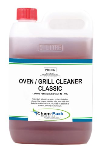 OVEN GRILL CLEANER CLASSIC 5L