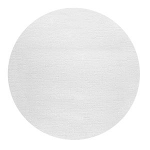 EVOLIN ROUND TABLECOVER WHITE 2.4M
