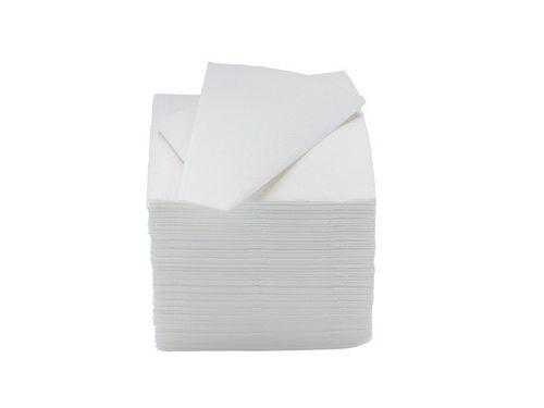 2PLY COCKTAIL NAPKIN  WHITE - CTN