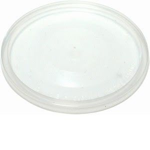 LID TO SUIT 50ML ROUND CONTAINER-2500CTN