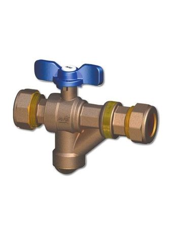 AVG DUO VALVE WITH FILTER