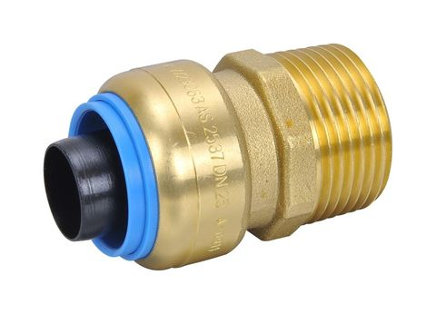 MALE TO PEX COUPLING