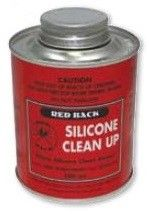 SILICONE CLEAN UP