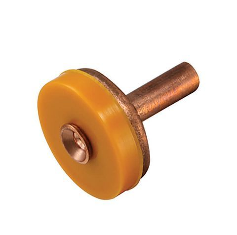 COPPER WITH PREMIUM YELLOW WASHER