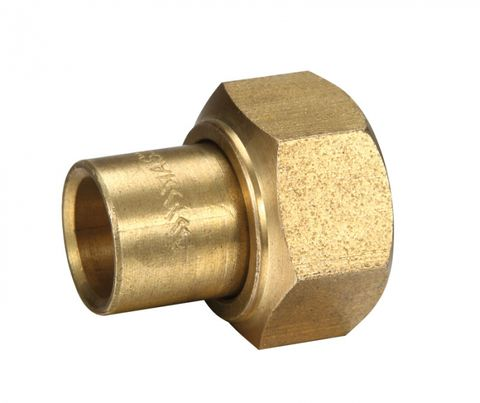 #62 STRAIGHT TAP CONNECTOR