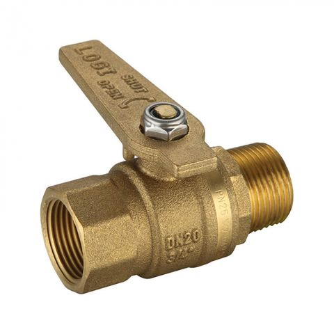 ALL BRASS DUAL APPROVED