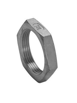STAINLESS STEEL 316 BACK NUT
