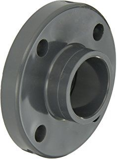 CAT 16 DRILLED FLANGE TABLE D