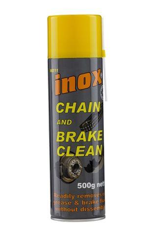 MX11 CHAIN & BRAKE CLEAN