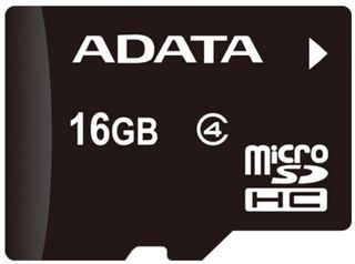 SD MEMORY CARD ADATA CLASS 4 MICRO SDHC