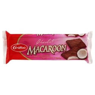 BISCUITS GRIFFINS CHOCOLATE MACAROON