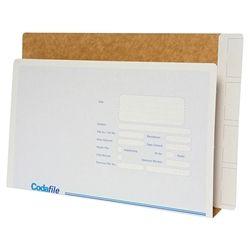 CODAFILE STANDARD FILE 156200 BOX/100