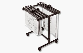 HANG-A-PLAN CAD MOBILE TROLLEY 8 X A3/A2