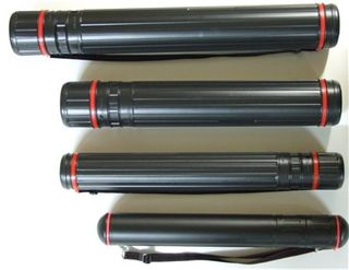 DAS DRAWING TUBE LARGE BLACK