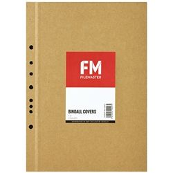 FM BINDALL COVER A4 SET/2