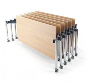 FOLDING TABLES - KITE - RECTANGLE SHAPE