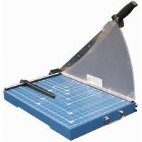 LEDAH GUILLOTINE 406 A3 METAL 20 SHEET