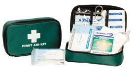 FIRST AID KIT PLATINUM SINGLE PERSON