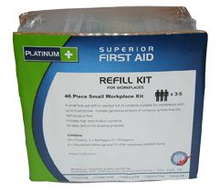 FIRST AID KIT PLATINUM 3-5 PERSON