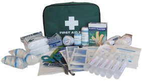 FIRST AID KIT PLATINUM 5-10 PERSON
