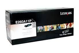 LASER TONER LEXMARK E260A11P BLACK