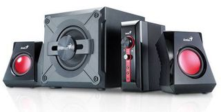 MULTIMEDIA SPEAKERS GENIUS SWG2.1 1250 3