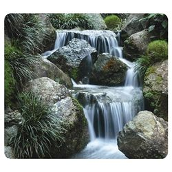 MOUSE PAD FELLOWES WATERFALL RECYCLED