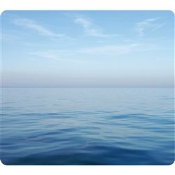 MOUSE PAD FELLOWES BLUE SEA RECYCLED