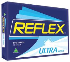 COPY PAPER REFLEX ULTRA WHITE A3 80GSM