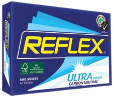 COPY PAPER REFLEX A4 80GSM ULTRA WHITE