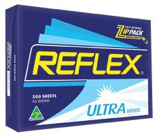 COPY PAPER REFLEX ULTRA WHITE A5