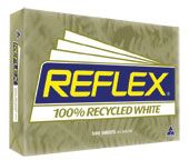 COPY PAPER REFLEX 100% RECYCLED A4 WHITE