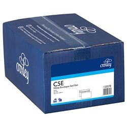 C5E E23E ENVELOPES CROXLEY W/PLAIN BX250