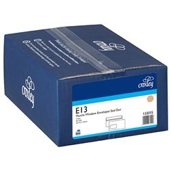 CROXLEY ENVELOPES E13 MAN/WIN S/E BX500
