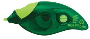 CORRECTION TAPE DRYLINE GRIP RECYCLED