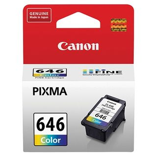 INKJET CARTRIDGE CANON CL646OCN COLOUR