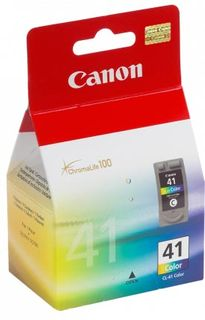 INKJET CARTRIDGE CANON CL-41 COLOUR