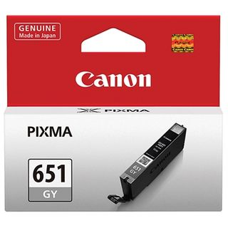INKJET CARTRIDGE CANON CLI-651GY GREY