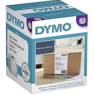 DYMO ADDRESS LABELS 0904980 104X159MM