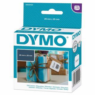 DYMO LABEL 30330 25X25MM BOX/1