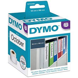 DYMO ADDRESS LABELS 99019 59X190MM BX/1