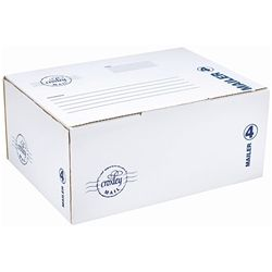 CROXLEY MAILER BOX SIZE 4 434x320x187mm
