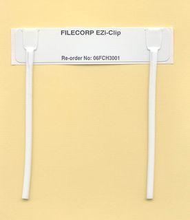FILECORP EZI-CLIP ADHESIVE BASE PKT/100