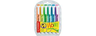 HIGHLIGHTER STABILO SWING ASSORTED PKT/6