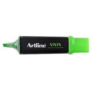 HIGHLIGHTER ARTLINE VIVIX GREEN CHISEL
