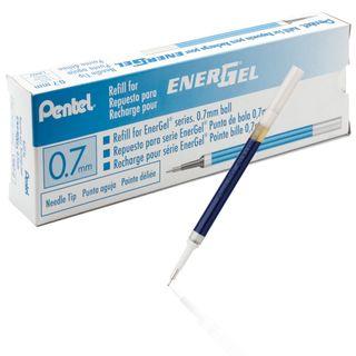 PEN REFILL ENERGEL/SIGNO BLUE FINE 0.7MM