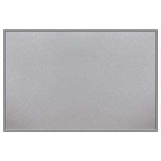 FABRIC NOTICEBOARD WRITERAZE GREY