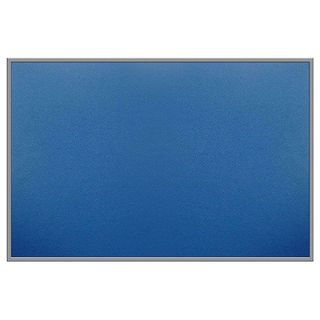 FABRIC NOTICEBOARD WRITERAZE BLUE